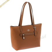 COACH コーチ トートバッグ TAYLOR TOTE レザー ブラウン 38312 SV/SD