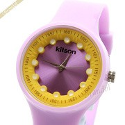Kitson キットソン レディース腕時計 36mm パープル KW0200