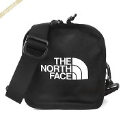 THE NORTH FACE ノースフェイス ショルダーバッグ EXPLORE BARDU II ロゴ ブラック NF0A3VWS KY4
