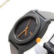 NIXON ニクソン 腕時計 THE TIME TELLER P タイムテラーP A119-1244 38mm グレー/イエロー A119-1244
