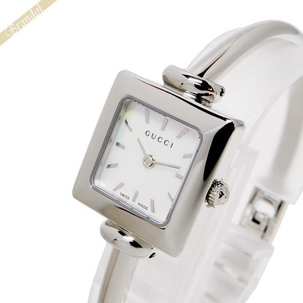 dff1d491d630 GUCCI グッチ レディース腕時計 1900 20mm ホワイトパール YA019518 ...