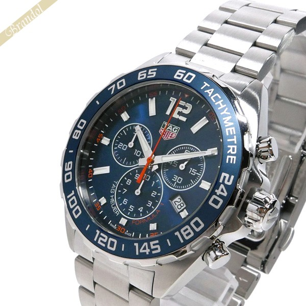 finest selection 55f45 cb70a TAG Heuer タグホイヤー メンズ腕時計 フォーミュラ1 F1 クロノ ...